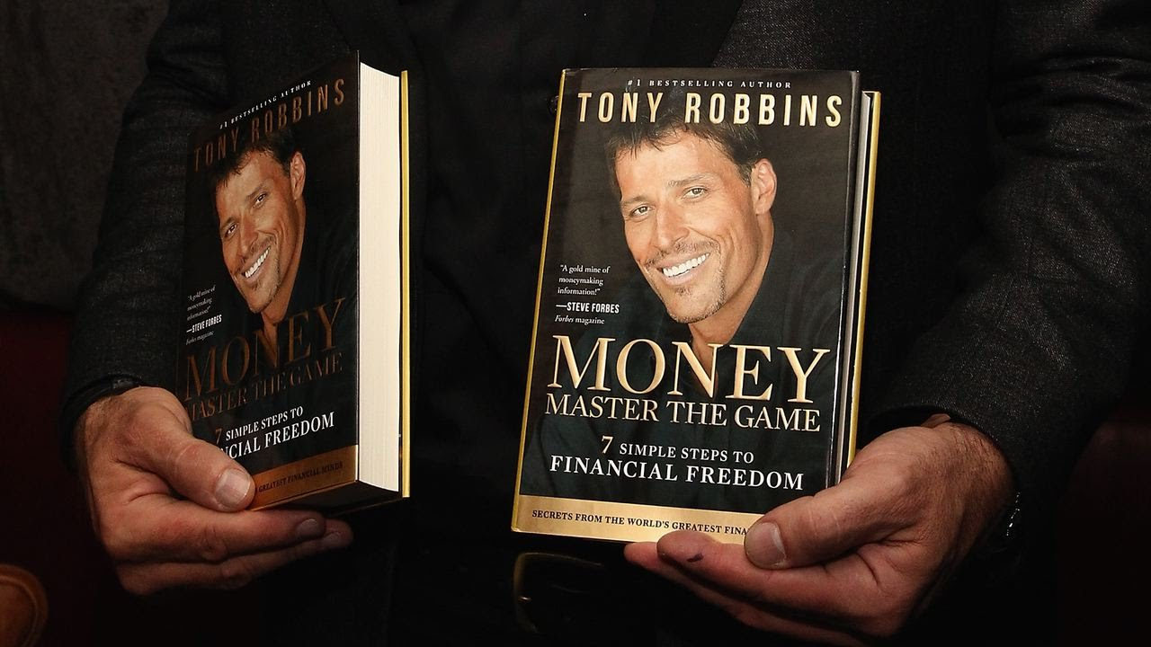 MONEY Master the Game Book Review